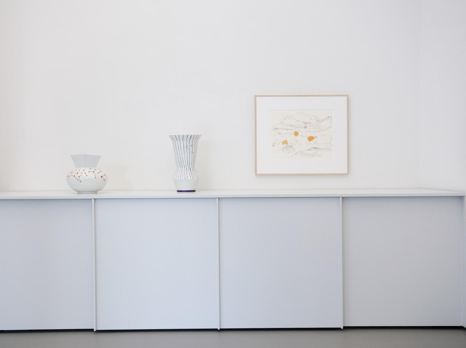 Installation view, Galerie Onrust, Amsterdam (2012) | Photo: Jaring Lokhorst