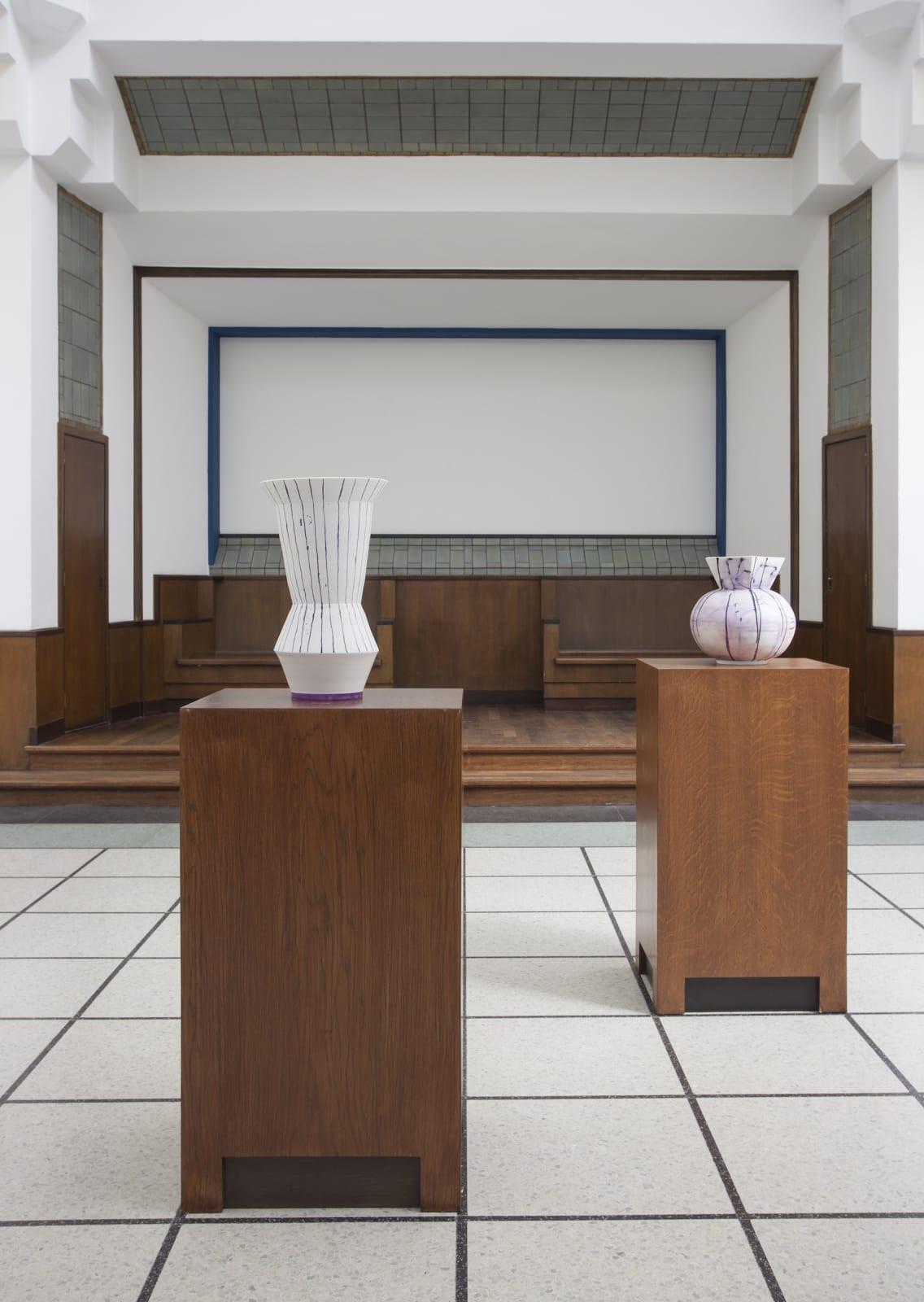 Installation view, The Archive, Gemeentemuseum Den Haag (2014) | Photo: Alice de Groot