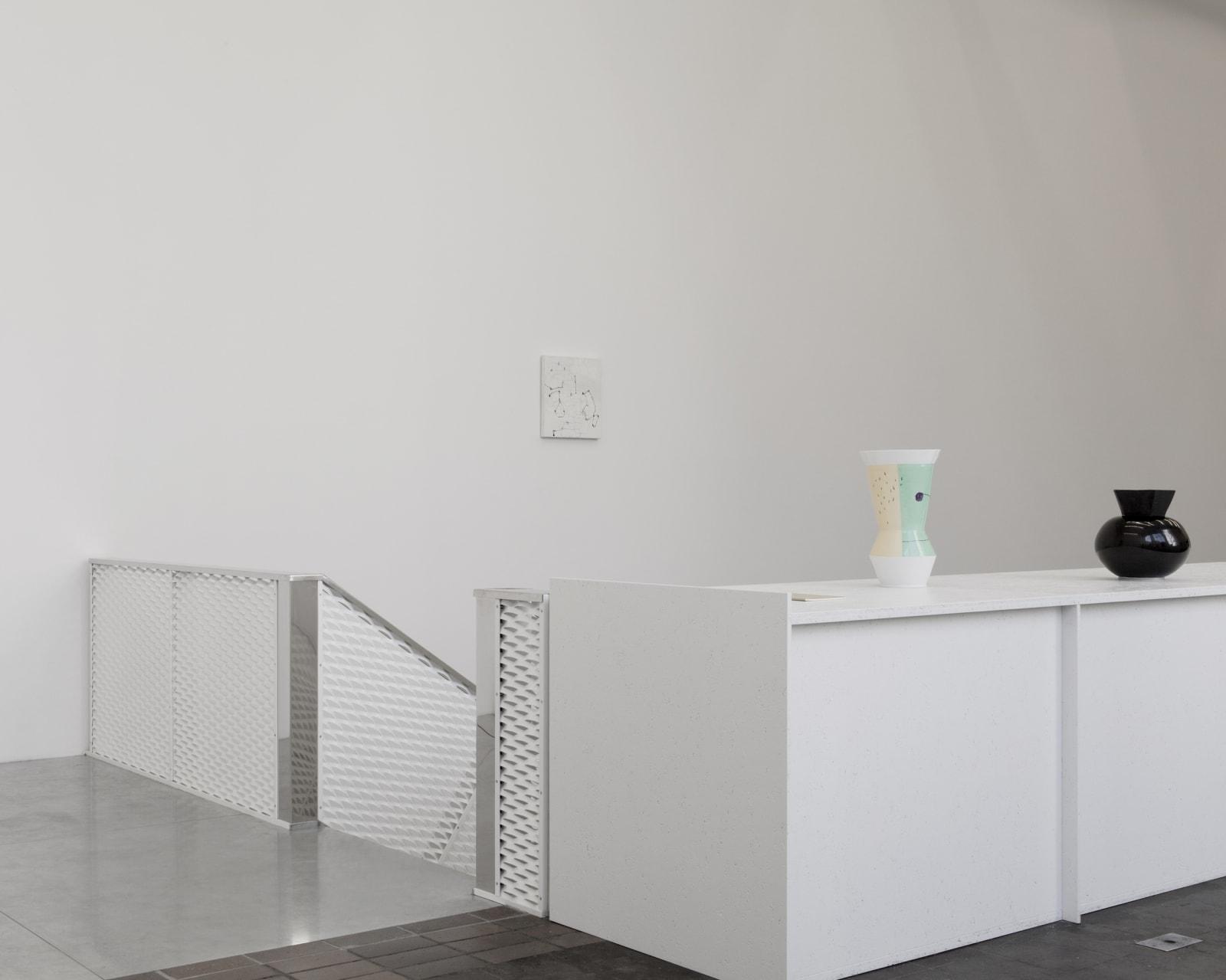 Installation view, Andreas Murkudis, Berlin (2011) | Photo: Benedikt Partenheimer