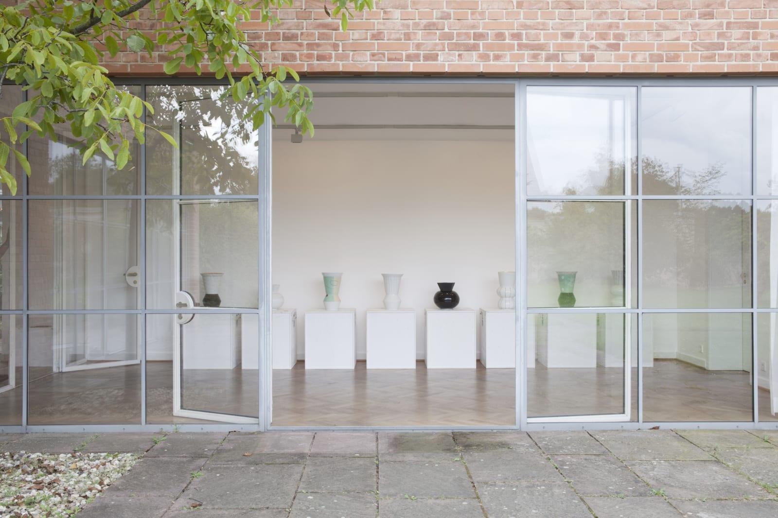 Installation view, Lemke, Mies van der Rohe Haus, Berlin (2011)   Photo: Benedikt Partenheimer