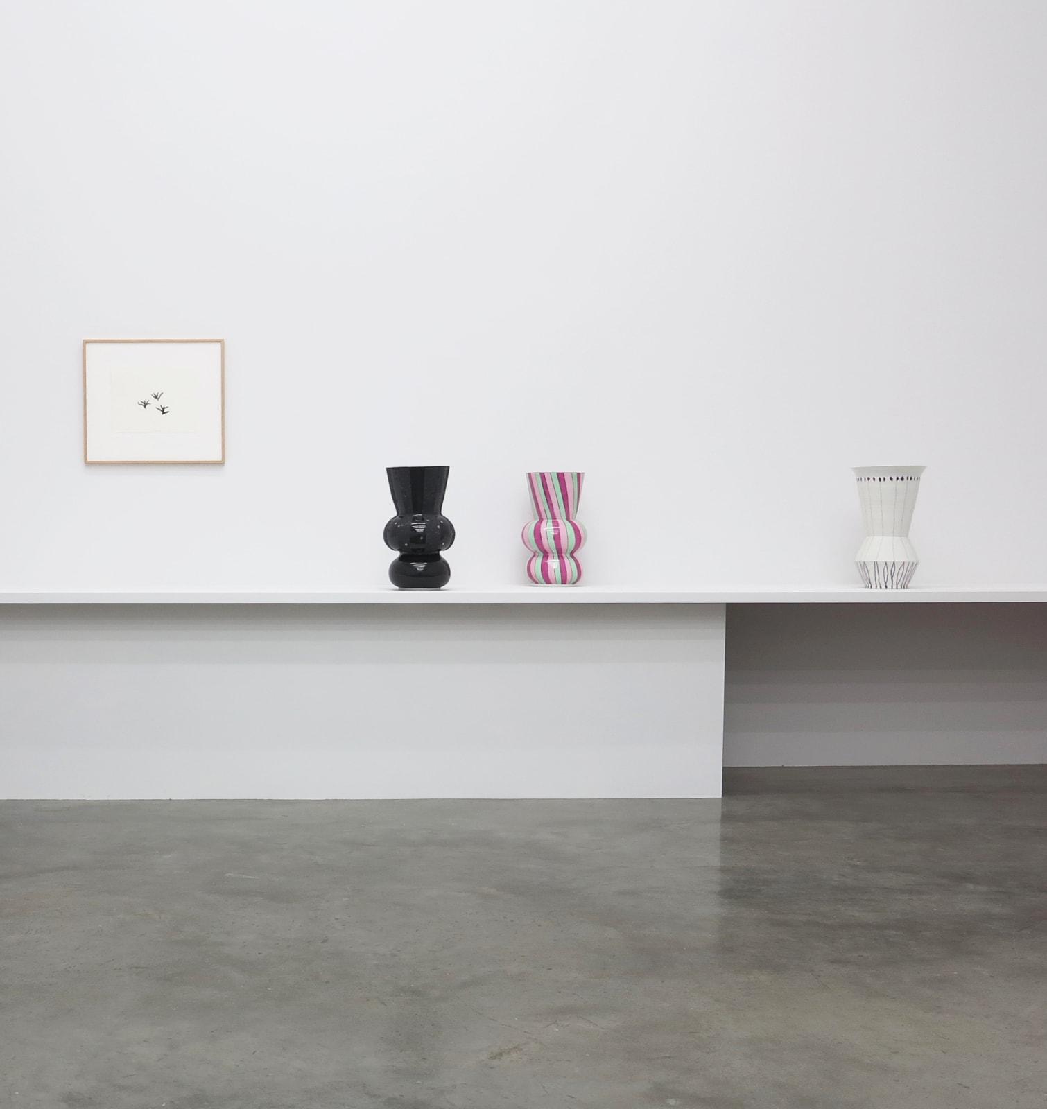 Installation view, Lichtschwarm, White Cube, London (2017)   Photo: White Cube (Ben Westoby)