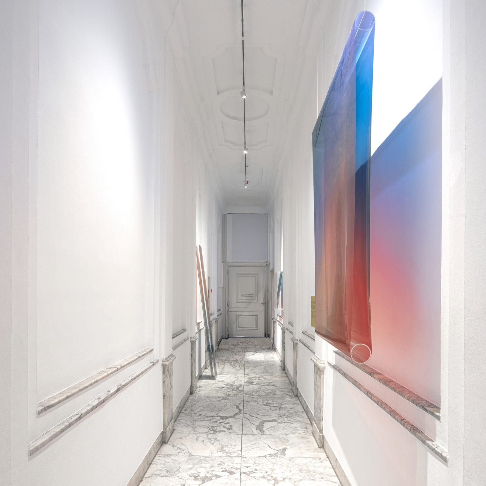 Installation View On Earth – Imaging, Technology and the Natural World, Foam Amsterdam (2020)   Photo: Studio Troika