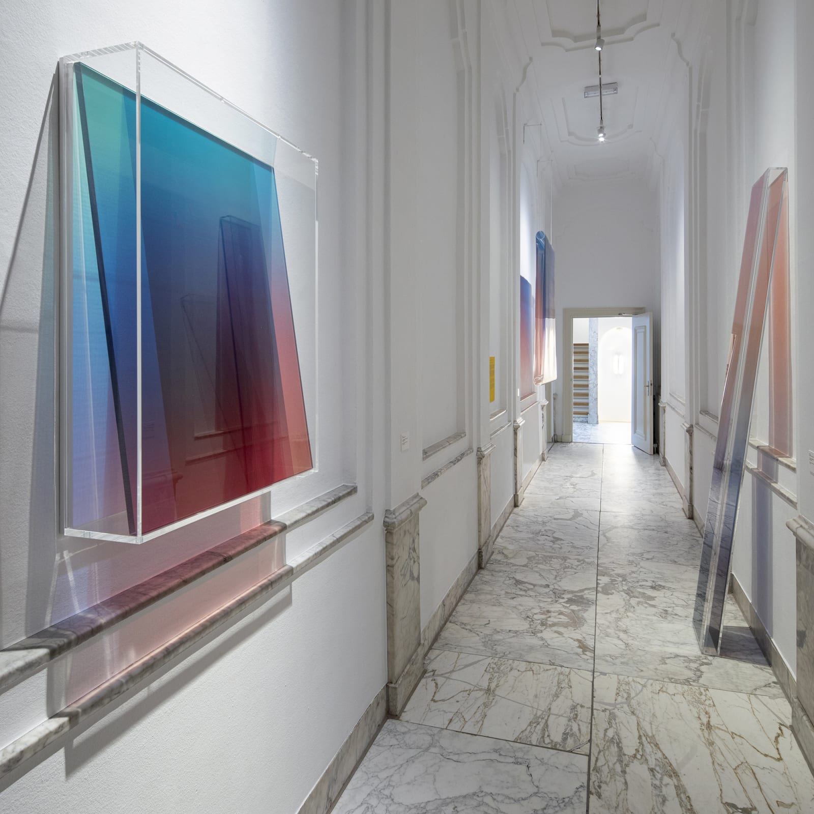 Installation View On Earth – Imaging, Technology and the Natural World, Foam Amsterdam (2020) | Photo: Studio Troika
