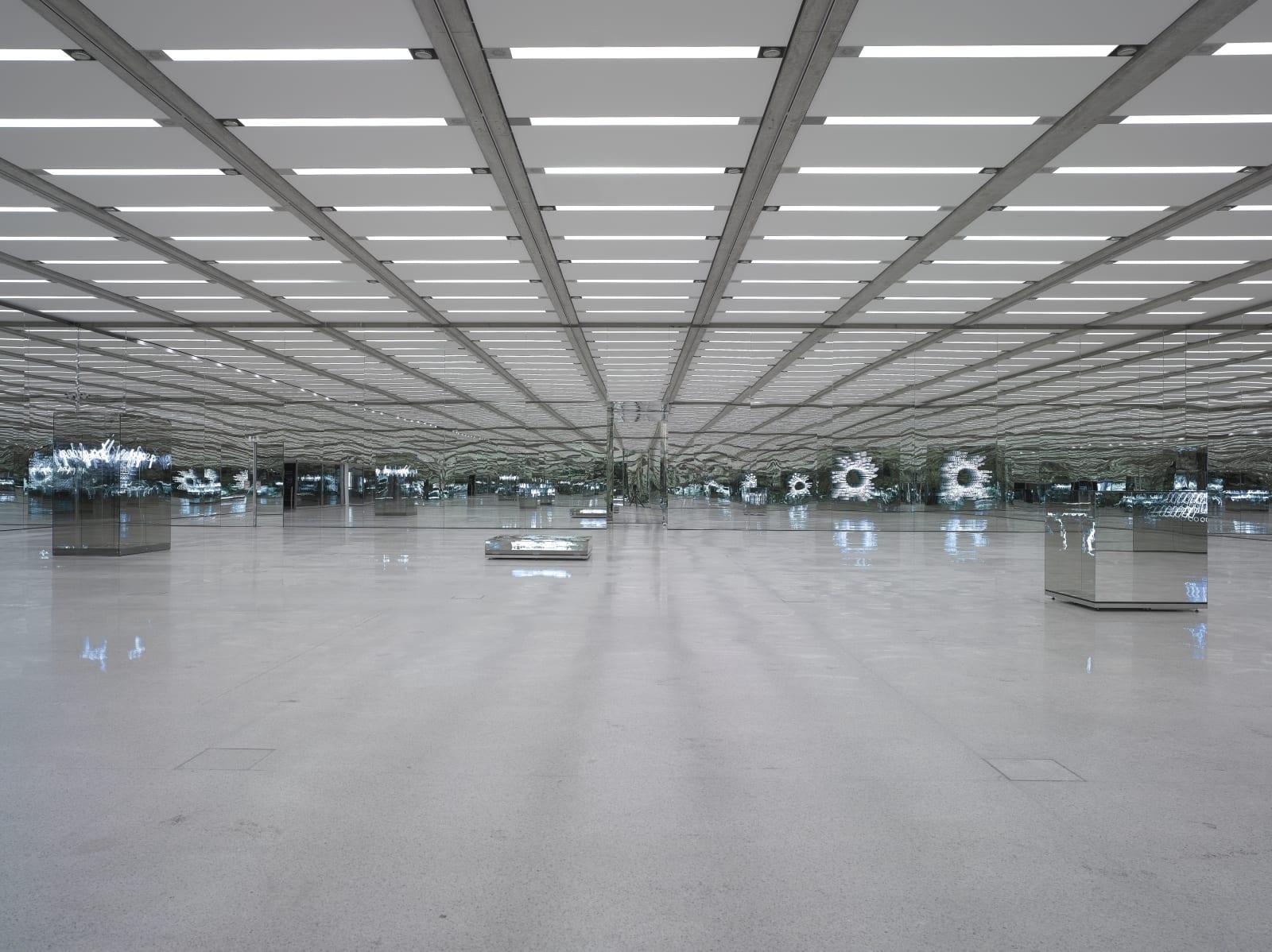 Installation view Now I See, mumok, Vienna (2010) | Photo: Ulrich Ghezzi