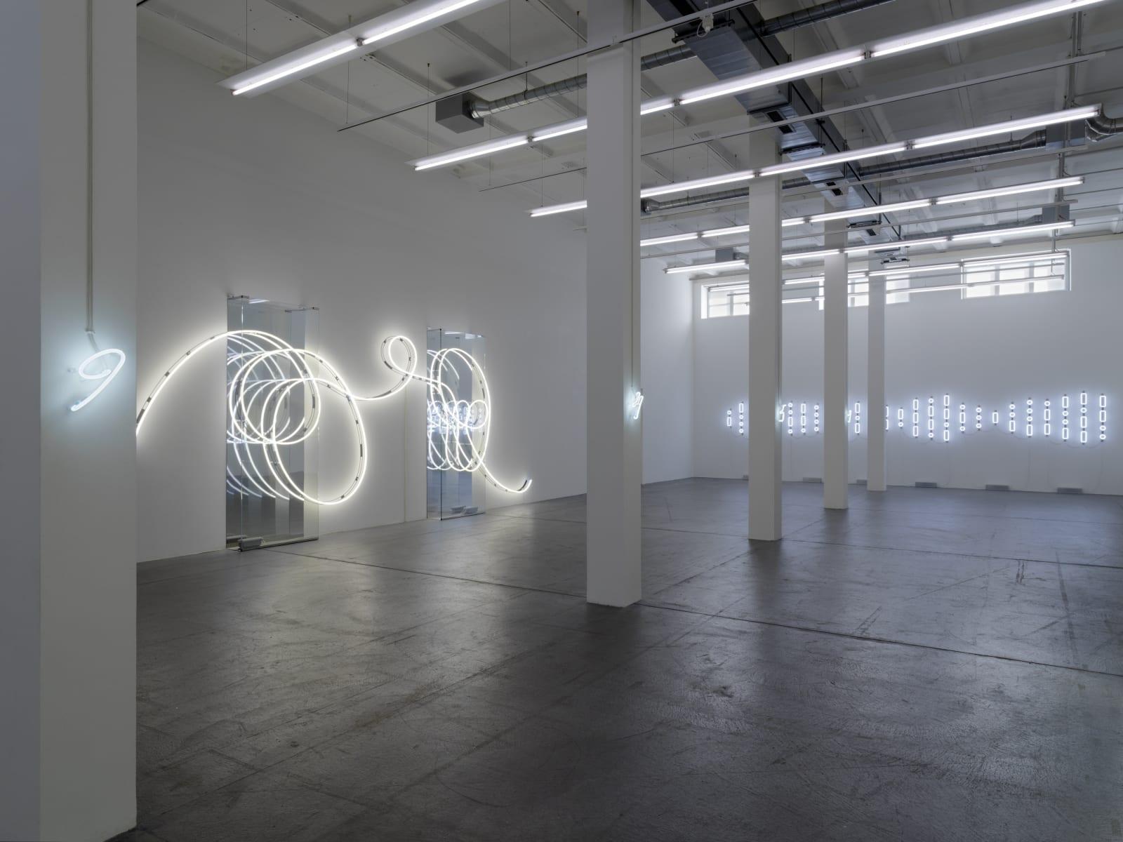 Installation view Lost under the Surface, Haus Konstruktiv, Zurich (2020)   Photo: Stefan Altenburger