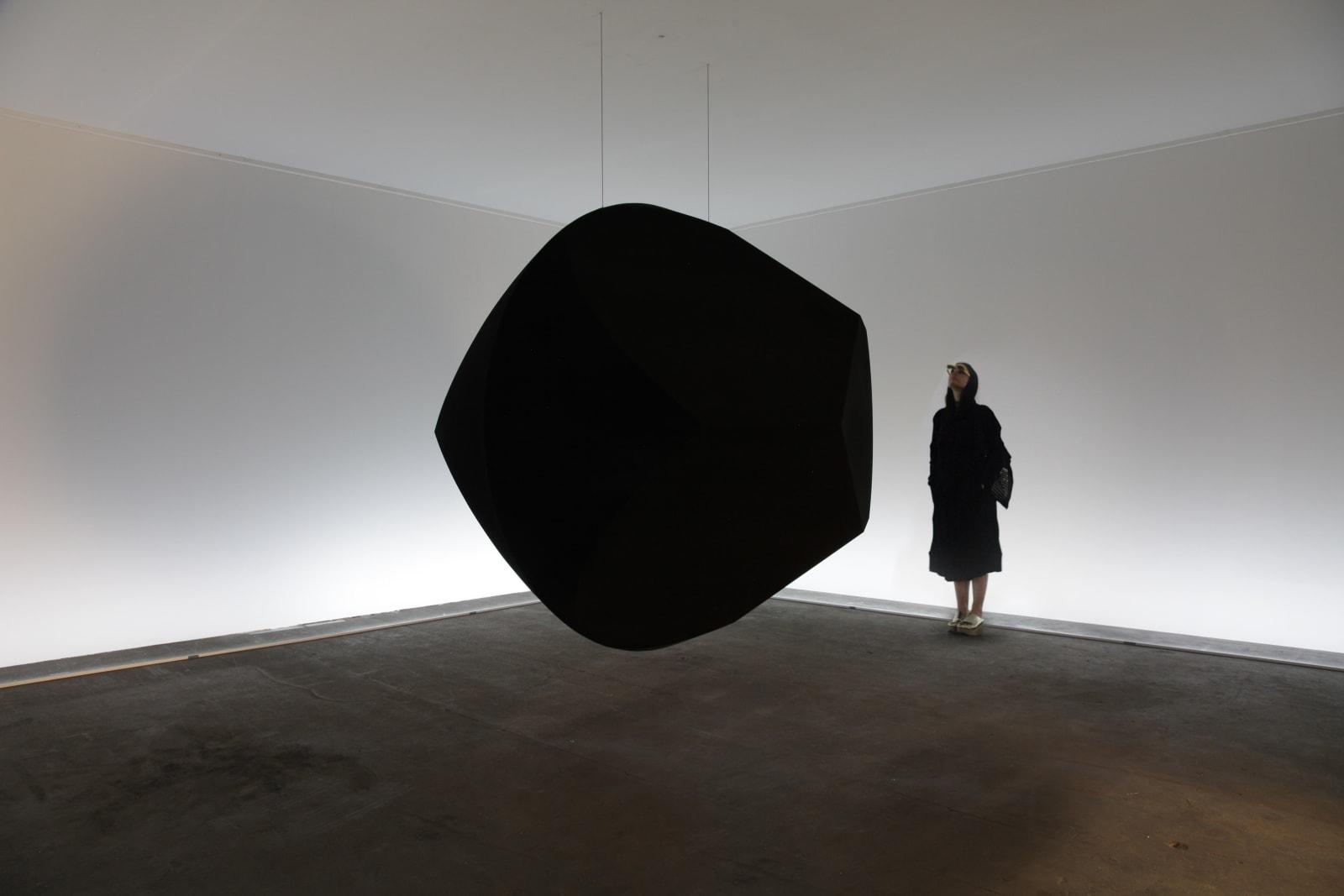 Installation view Dark Matter (2014), Art Basel Unlimited (2014) | Photo: Studio Troika