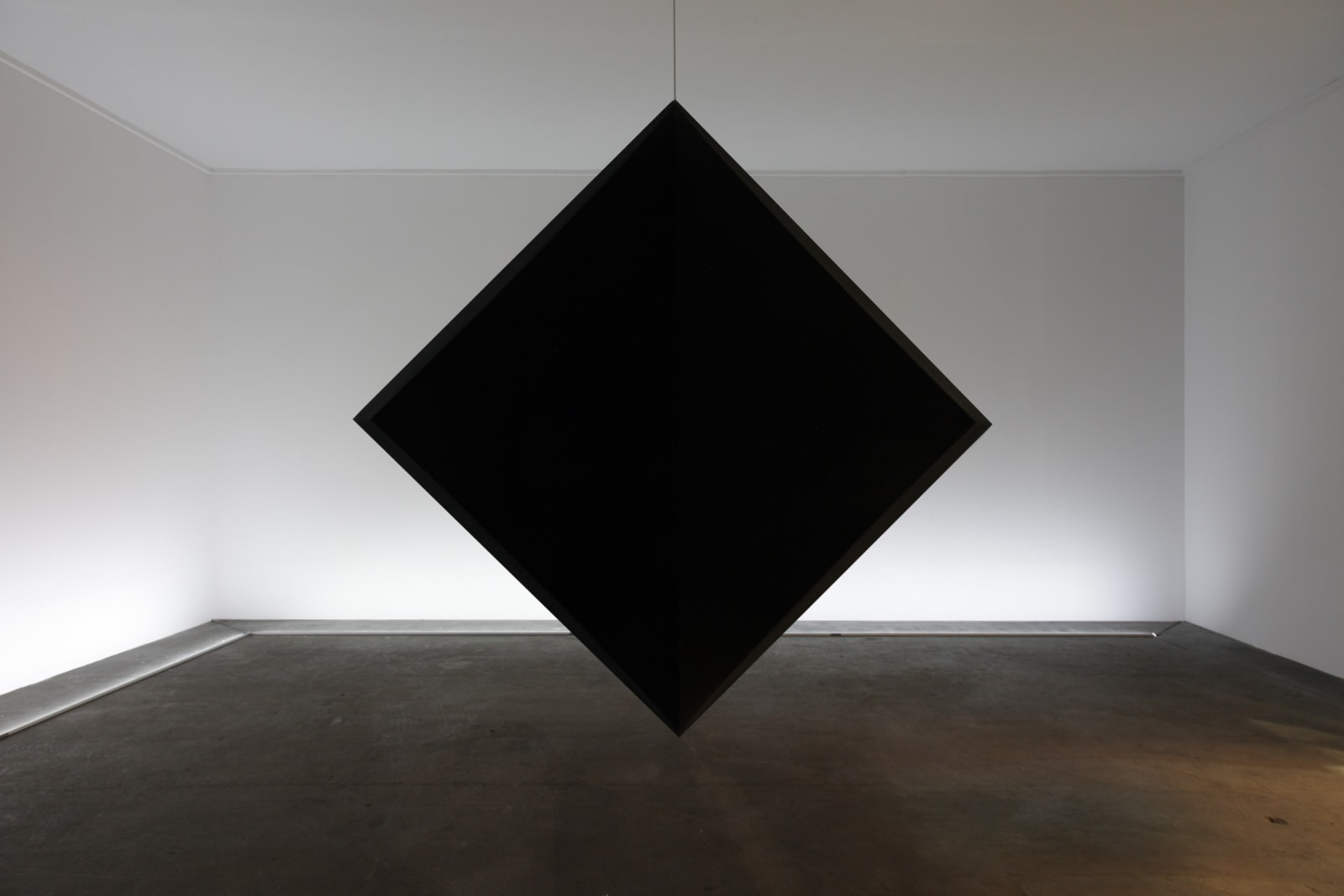 Installation view Dark Matter (2014), Art Basel Unlimited (2014)   Photo: Studio Troika