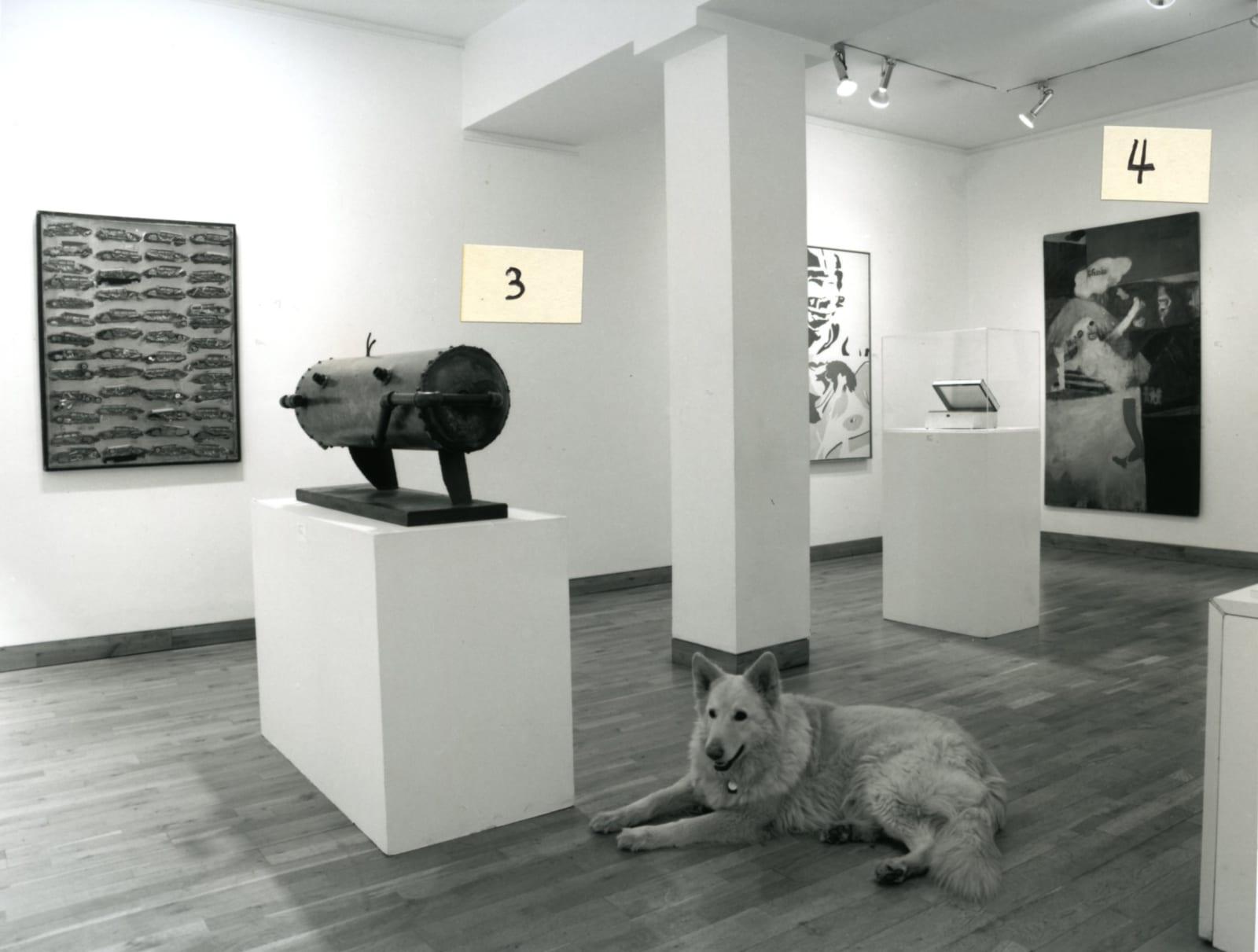 TOM WESSLEMANN Installation View