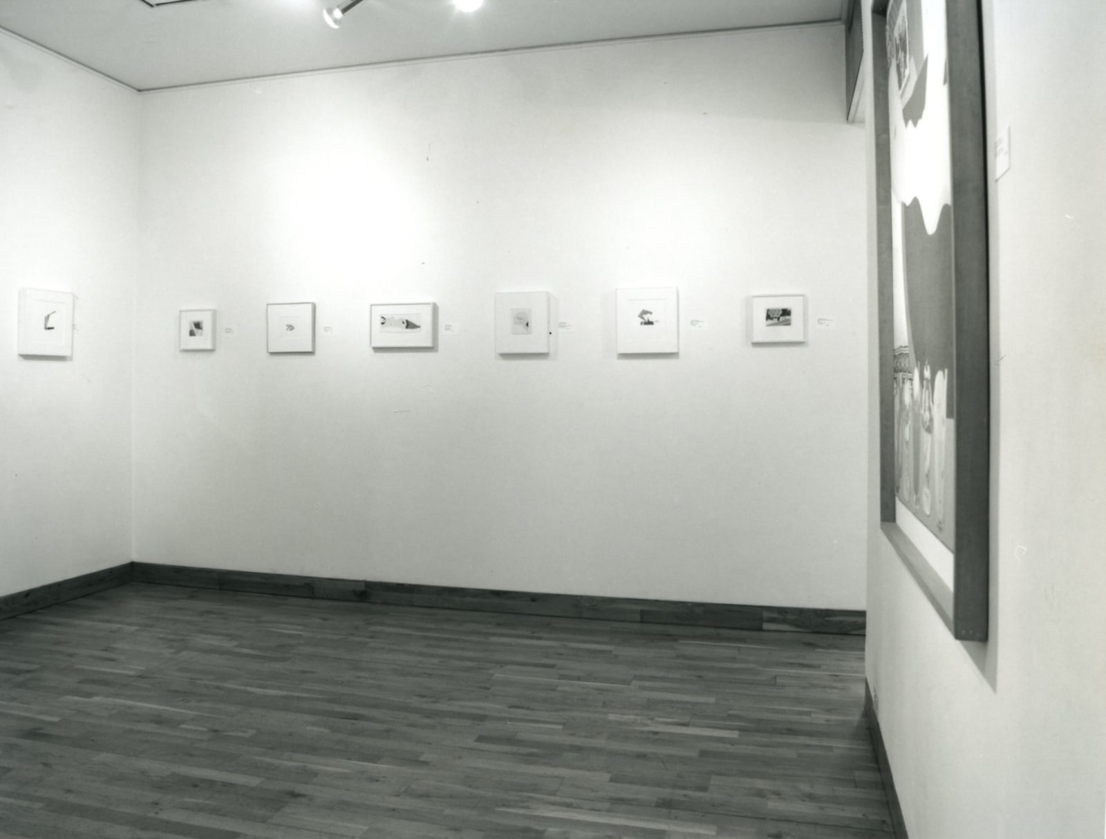 TOM WESSLEMANN Installation View