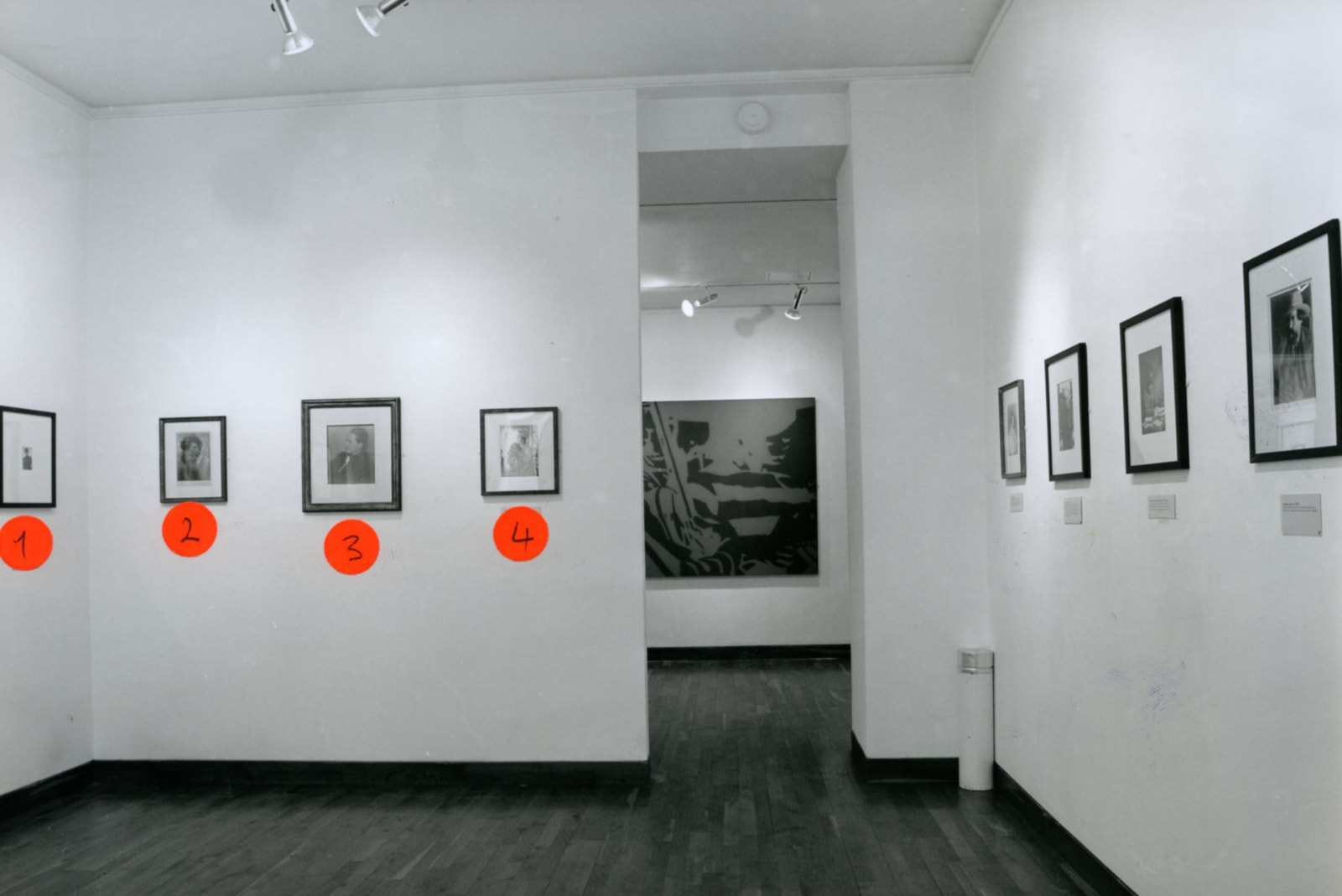 MAN RAY'S PARIS PORTRAITS Installation View
