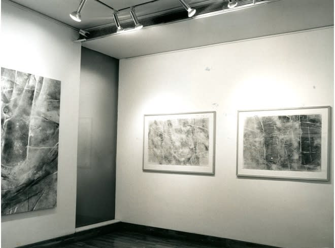JOHN GOLDING Installation View