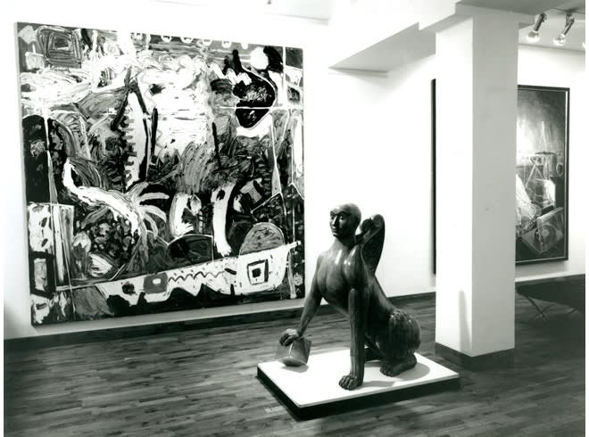 A LOAN EXHIBITION FROM THE LAING ART GALLERY Installation View