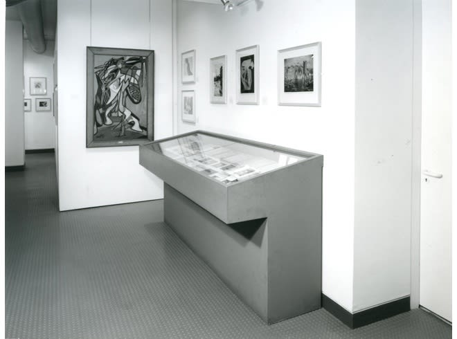 BRITISH SURREALISM FIFTY YEARS ON Installation View