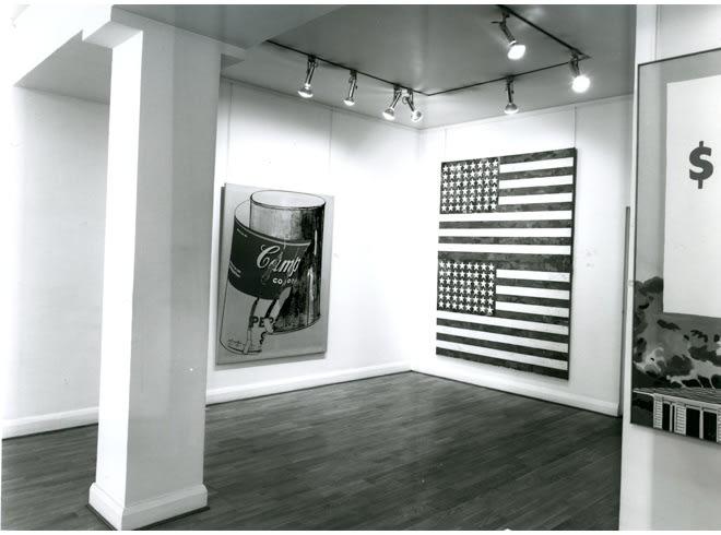 U.S.A. Installation View