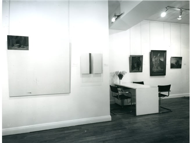 SOUTHAMPTON ART GALLERY Installation View