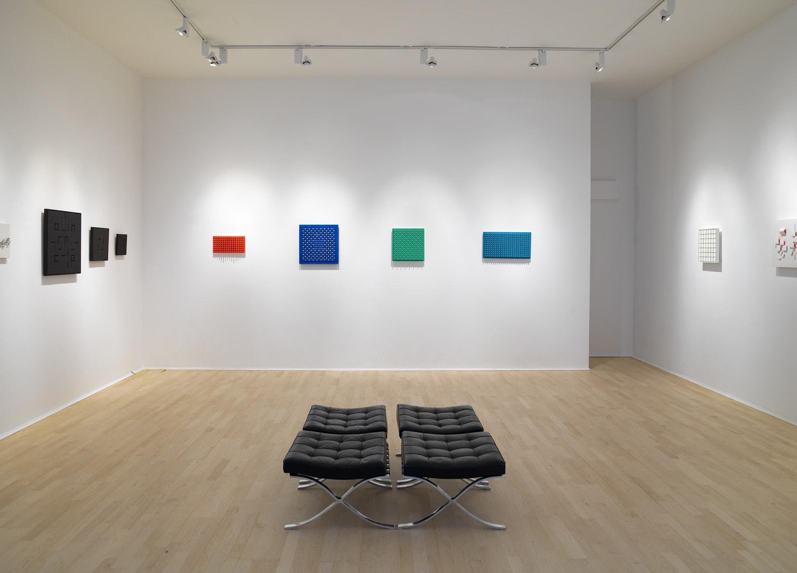 LUIS TOMASELLO Installation View