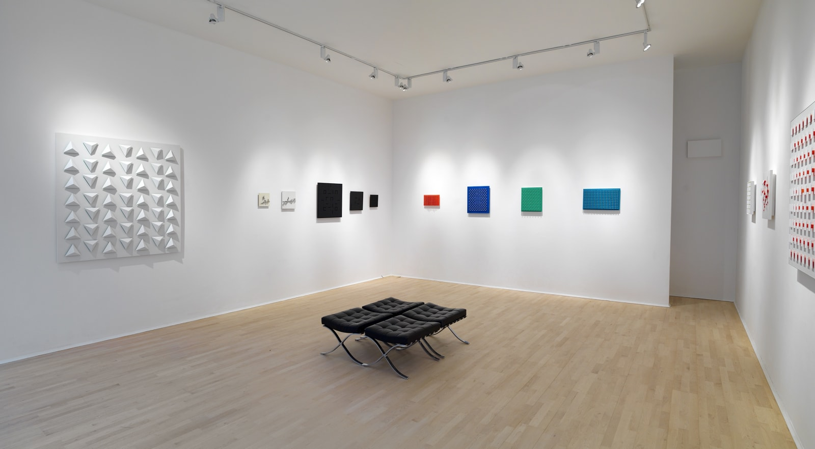 LUIS TOMASELLO Installation View