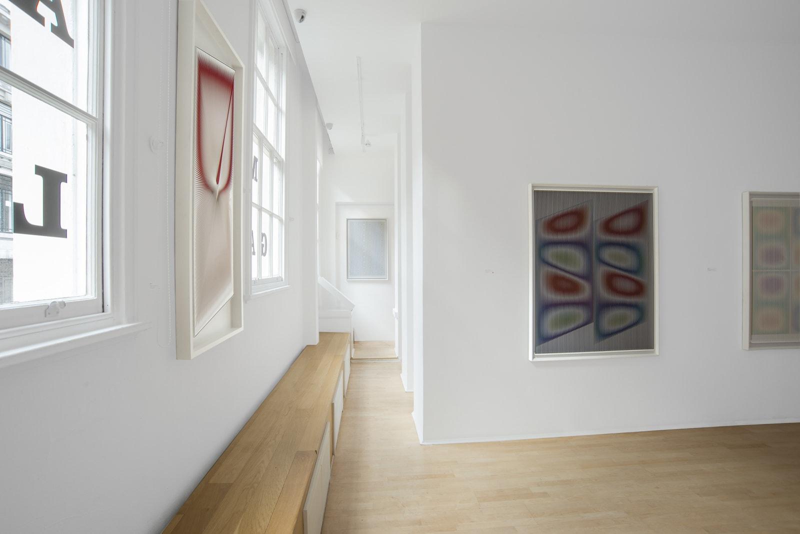 ALBERTO BIASI Installation View