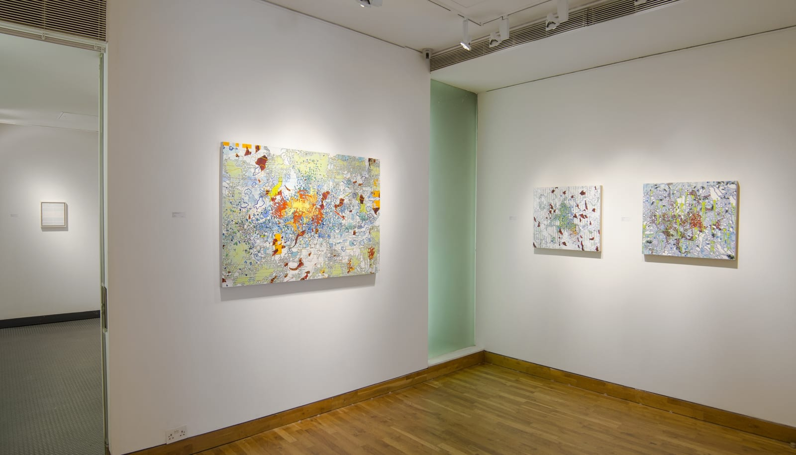THE NATURE OF WOMEN Installation View