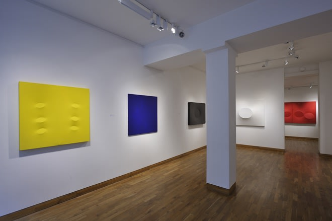TURI SIMETI Installation View