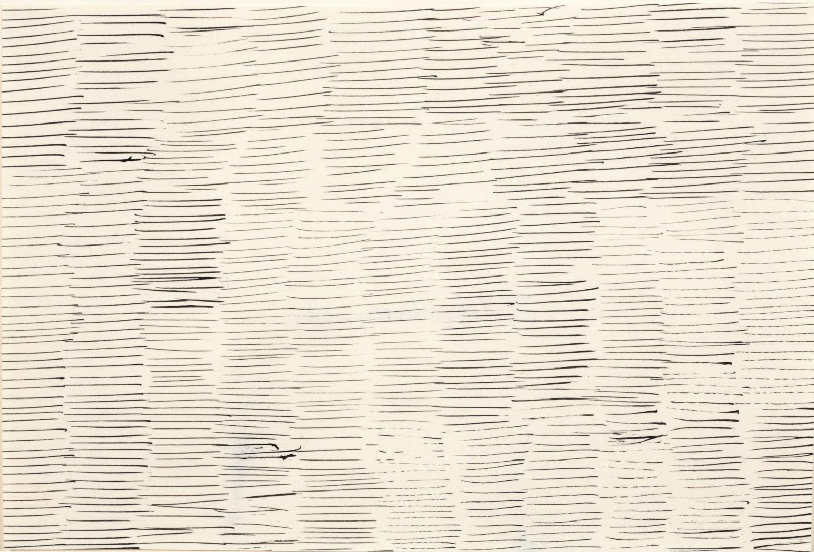JAN SCHOONHOVEN, Zonder titel, 1964