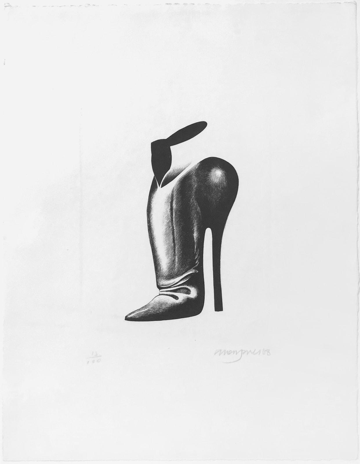 ALLEN JONES, Untitled, 1968