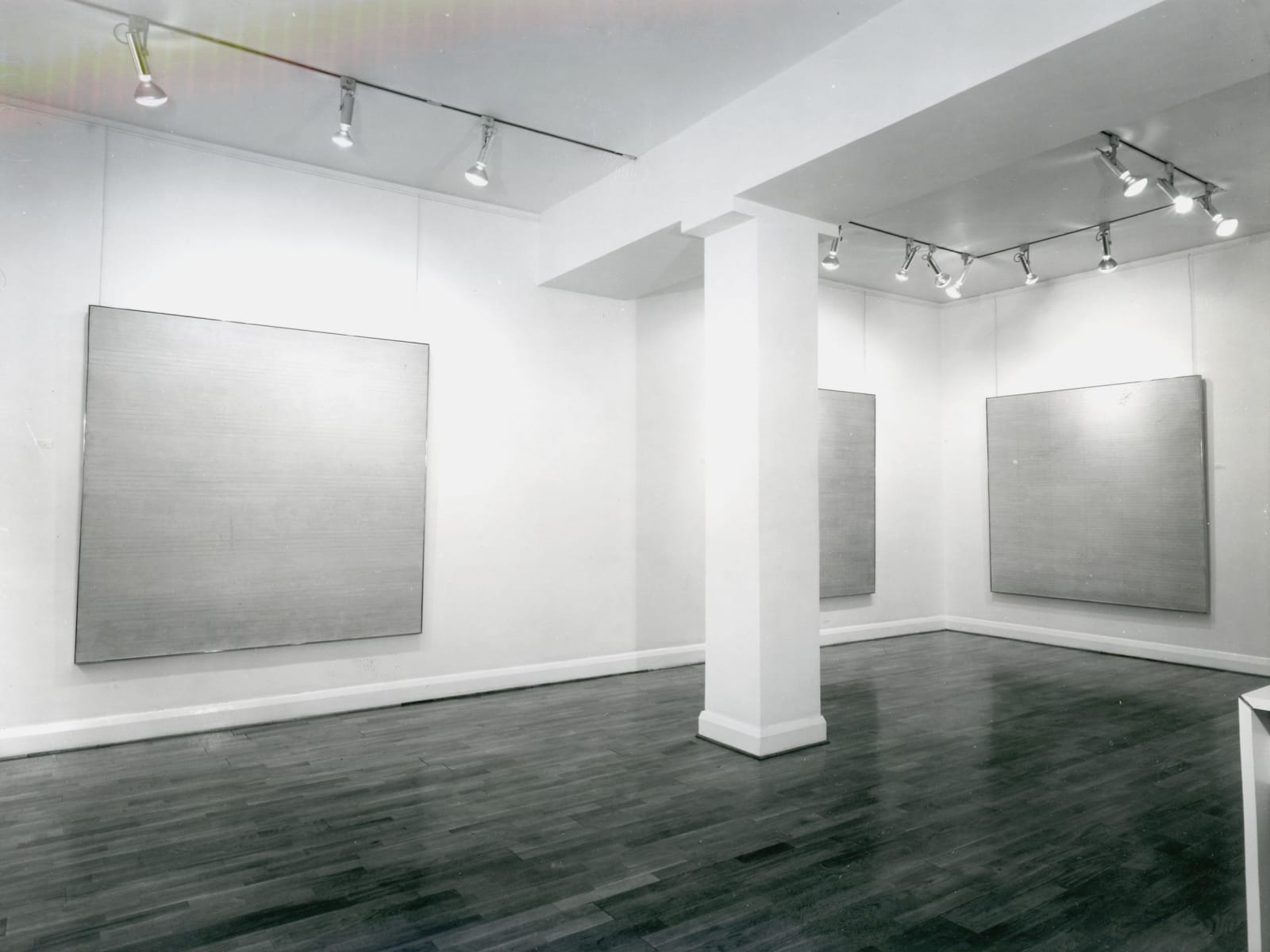 AGNES MARTIN Installation View