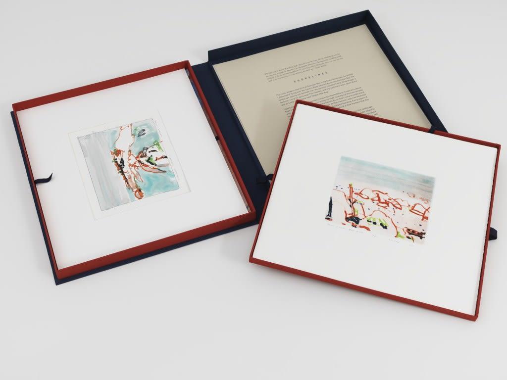 John Hartman Shorelines portfolio, 2011