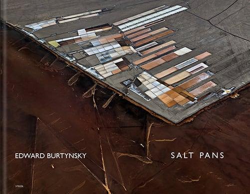 Edward Burtynsky | Salt Pans