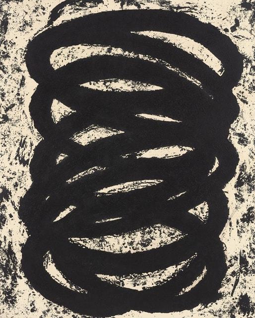 Richard Serra Finally Finished III, 2018