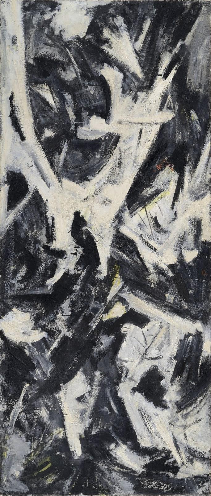Emilio Vedova Immagine del tempo, 1957