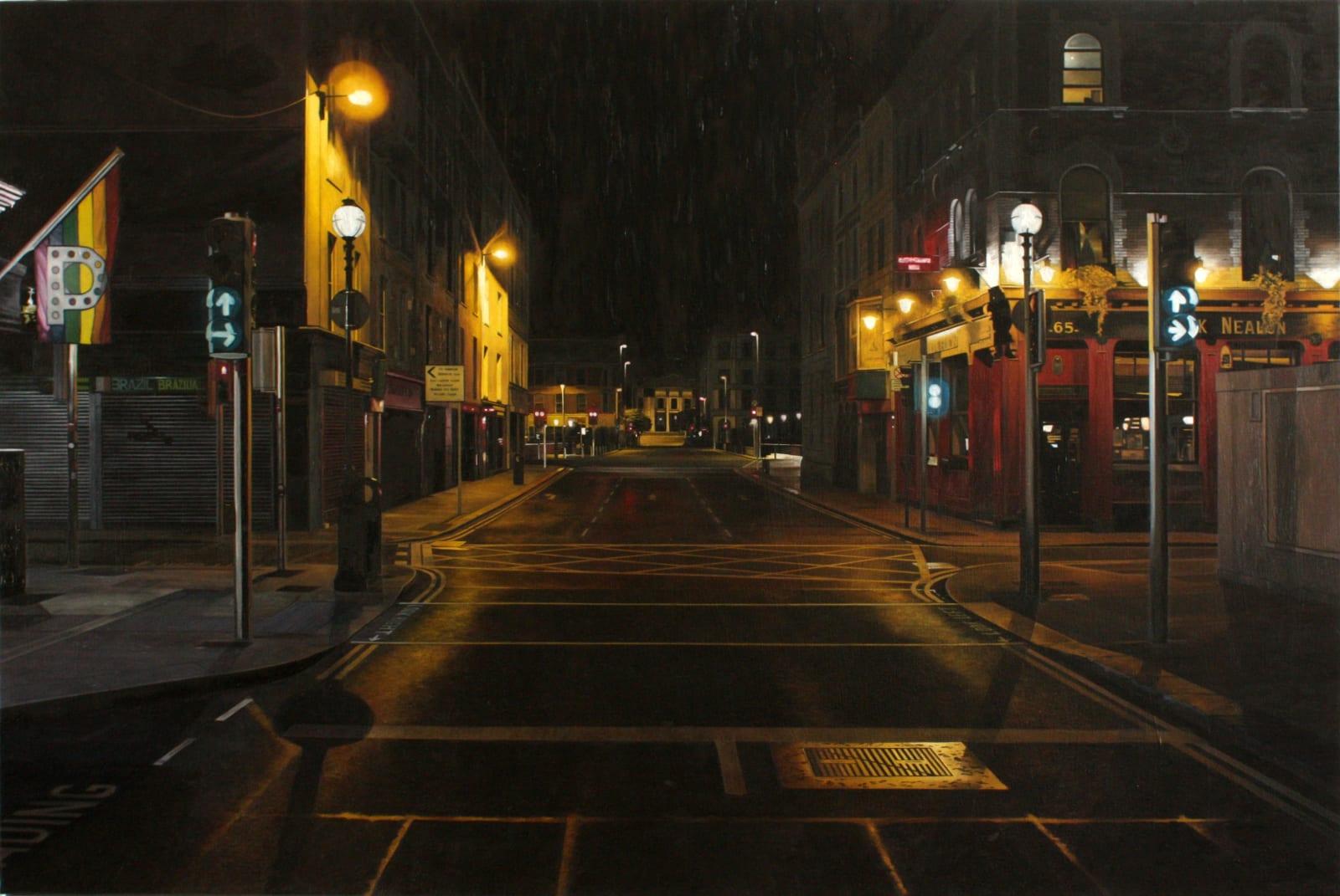 Francis Matthews Capel Oil on canvas 80 x 120 cm