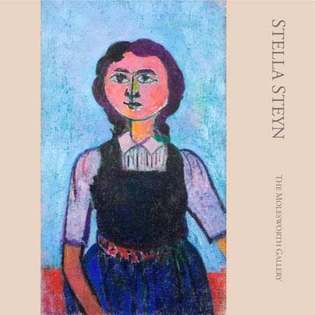 Fauvist Paintings Stella Steyn (1907-1987)