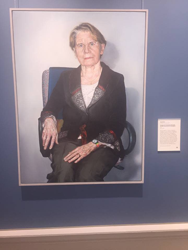 Sister Stanislav by Vera Klute RHA