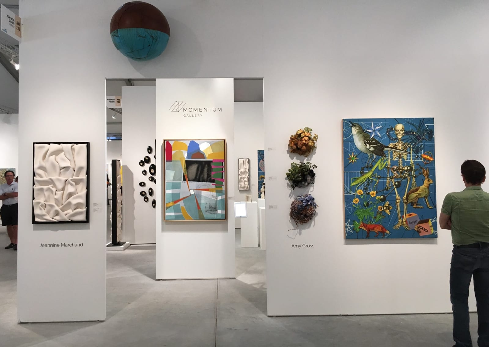 Momentum Gallery at Art Wynwood 2018