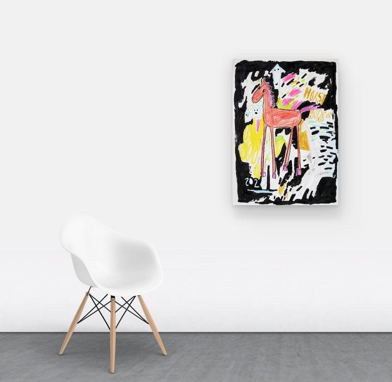 naive figurative art   available Domi Gratz   Emerging artists Discover more →