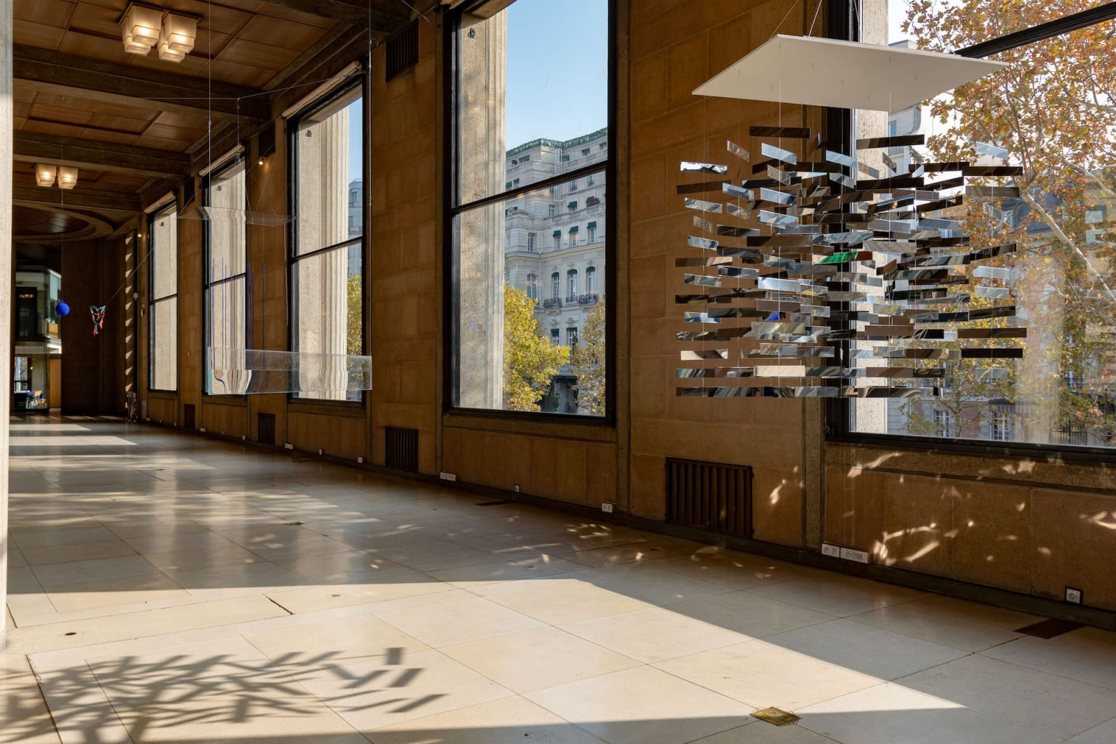 Suspension - A History of Abstract Hanging Sculpture 1918 – 2018