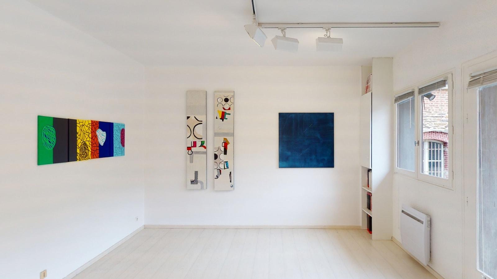 Les artistes de la galerie / exposition de groupe / Oniris été 2020