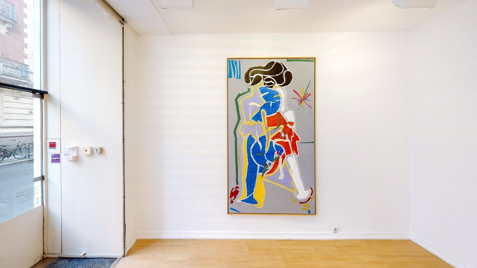 Christian Bonnefoi / La Visite, exposition personnelle / Oniris 2021