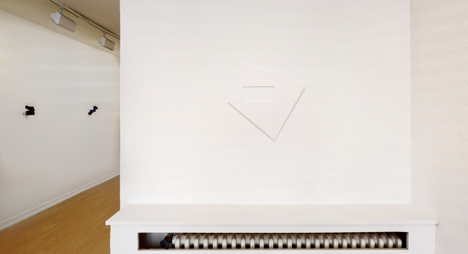 Norman Dilworth / 12121, exposition personnelle / Oniris 2021