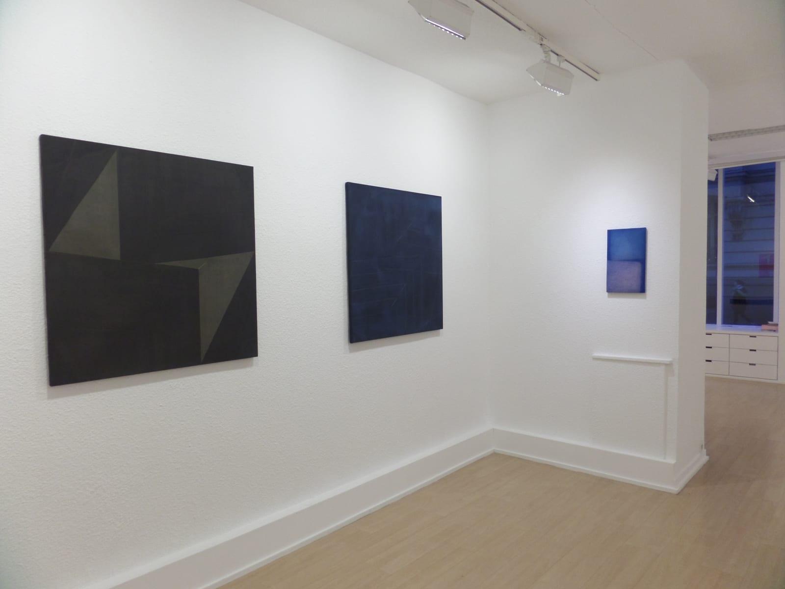 Guillaume Moschini / Strict & léger, exposition personnelle / Oniris 2018