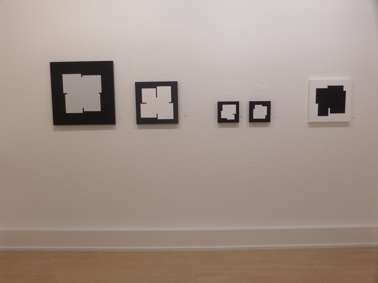 De noir & de blanc / exposition de groupe / Oniris 2014