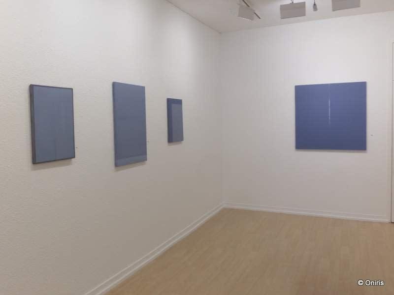 Geneviève Asse / Peintures, exposition personnelle / Oniris 2014