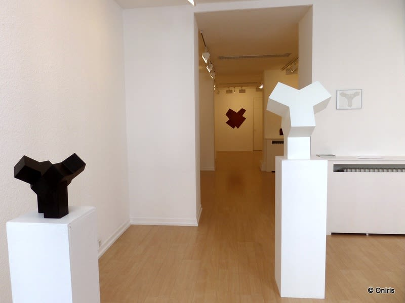 Norman Dilworth / Works that becomes, exposition personnelle / Oniris 2014