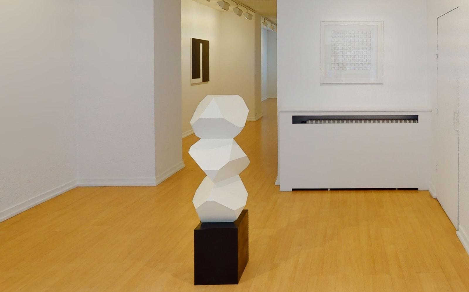 Exposition anniversaire ONIRIS 35 ANS / Norman Dilworth + Julije Knifer + Vera Molnar / Oniris été 2021