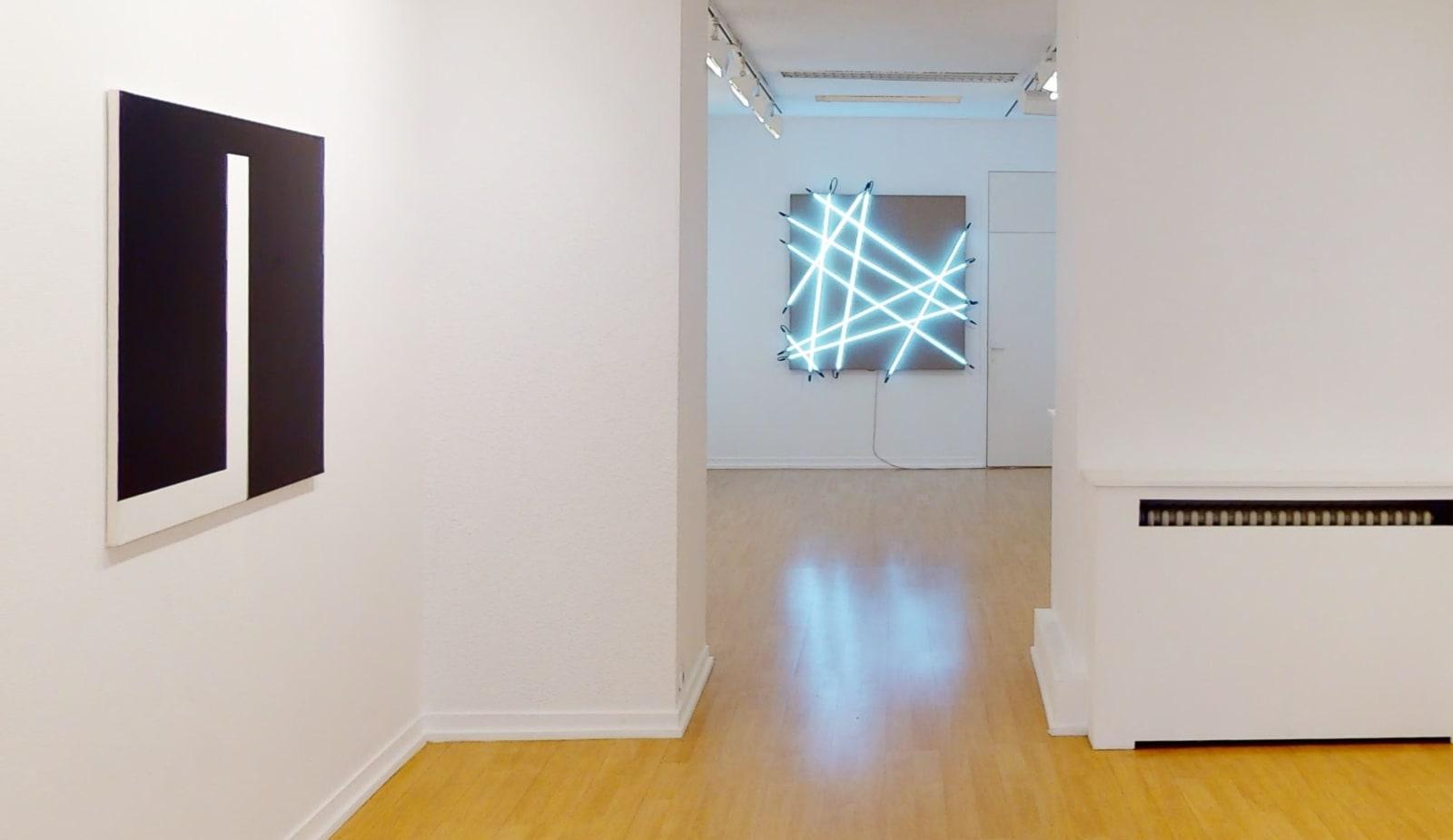 Exposition anniversaire ONIRIS 35 ANS / Julije Knifer + François Morellet / Oniris été 2021
