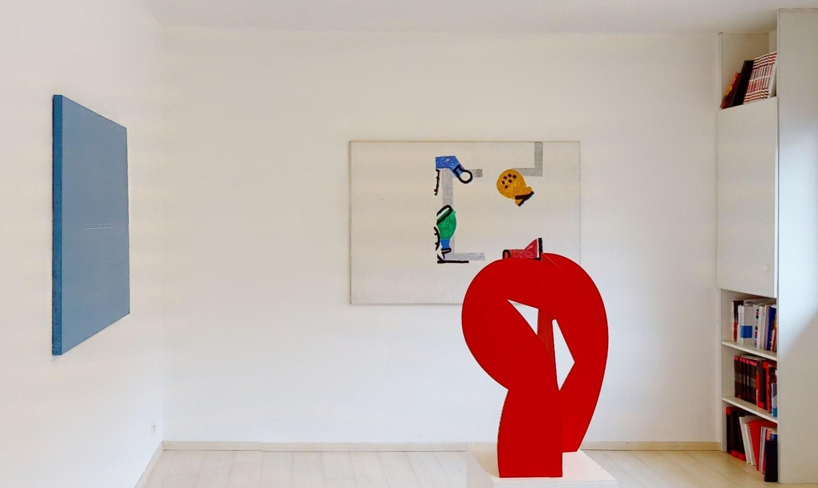 Exposition anniversaire ONIRIS 35 ANS / Geneviève Asse + Alain Clément + Pierre Antoniucci / Oniris été 2021