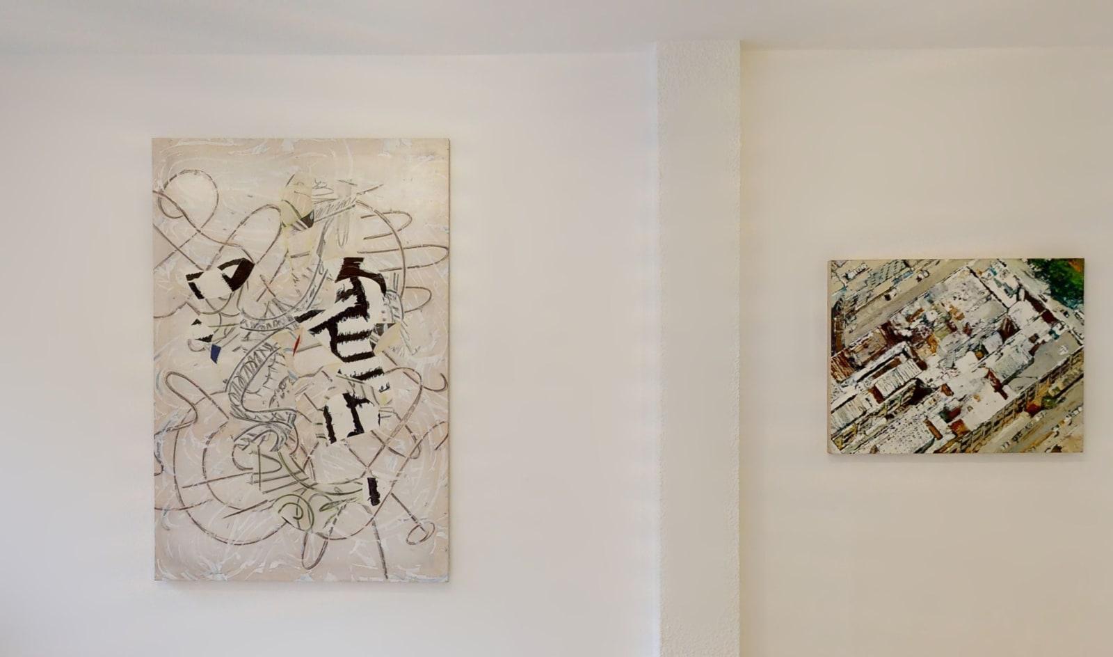 Exposition anniversaire ONIRIS 35 ANS / Christian Bonnefoi + Philippe Cognée / Oniris été 2021