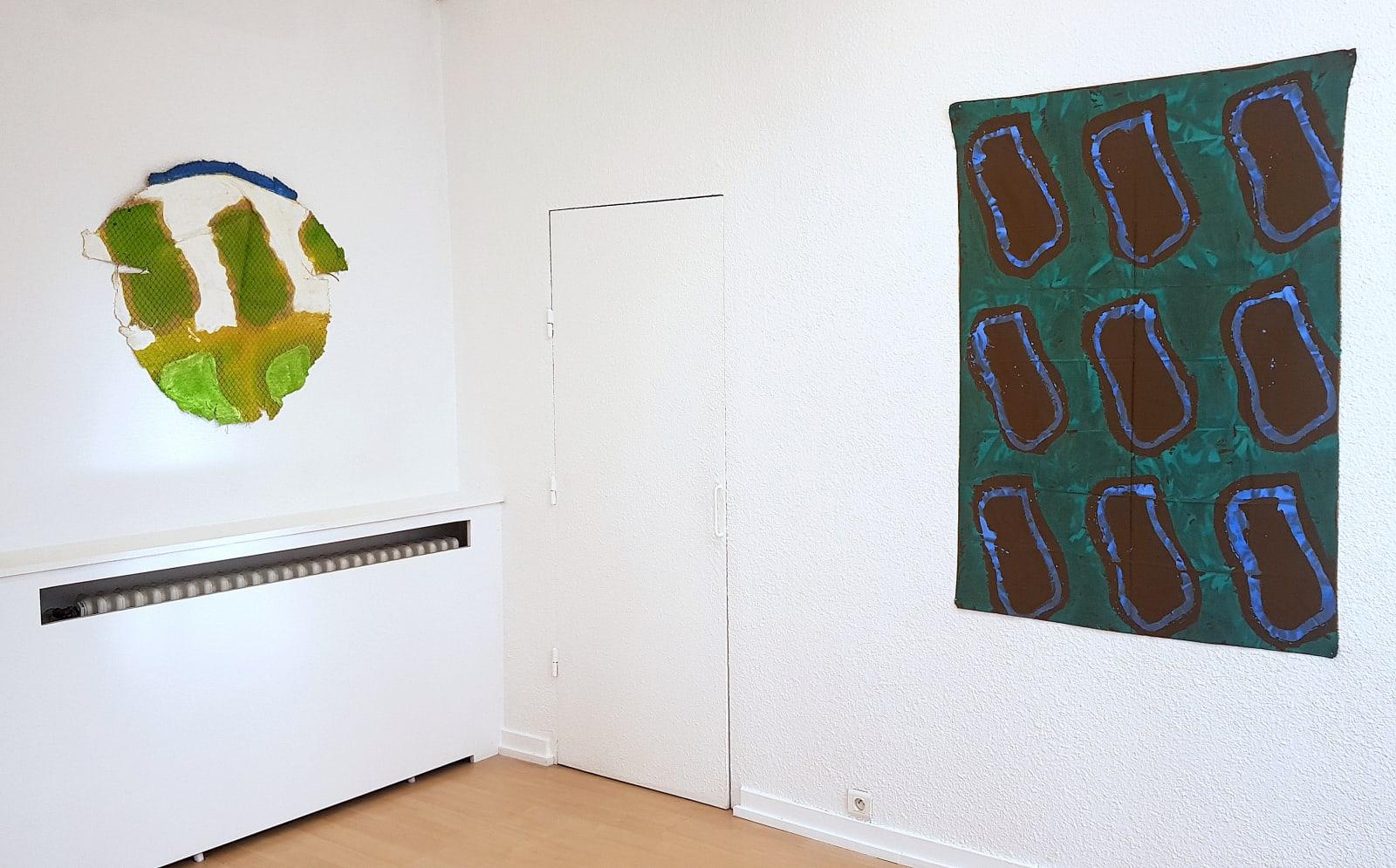 Claude VIallat / 30 ans avec Oniris, exposition personnelle / Oniris 2020