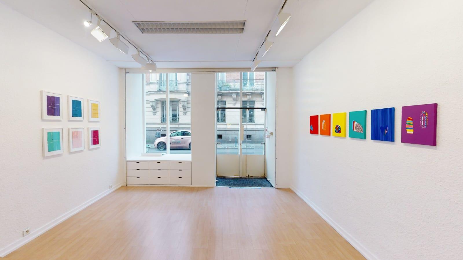 Galerie du 38 rue d'Antrain à Rennes